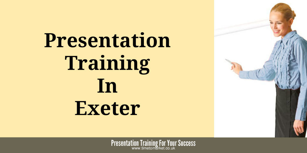 Presentation training in Exeter