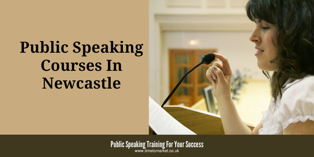 Public speaking courses in Newcastle