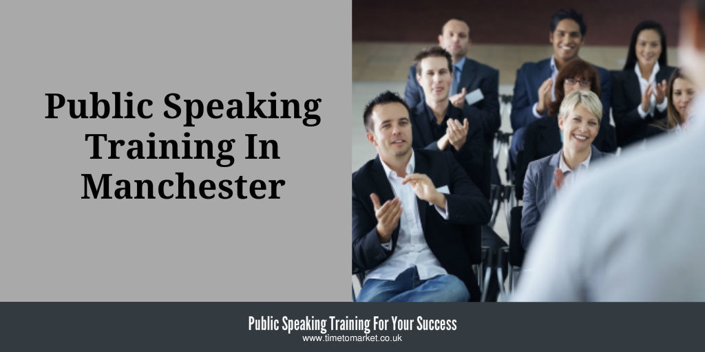 Public speaking courses in Manchester