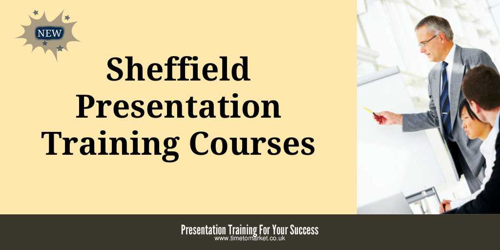 Sheffield presentation training courses