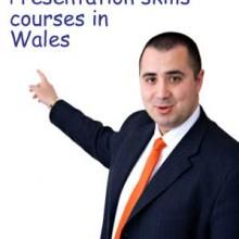 Presentation training in Wales
