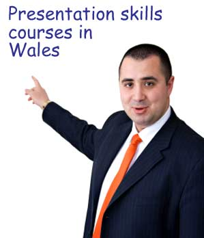 Presentation training in Wales