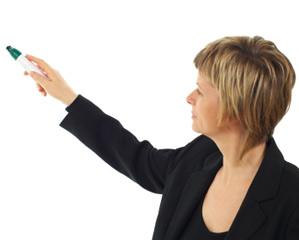 Presentation voice tone