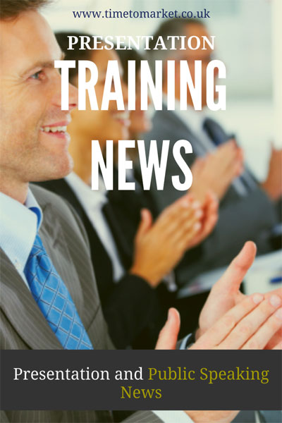 Presentation training news