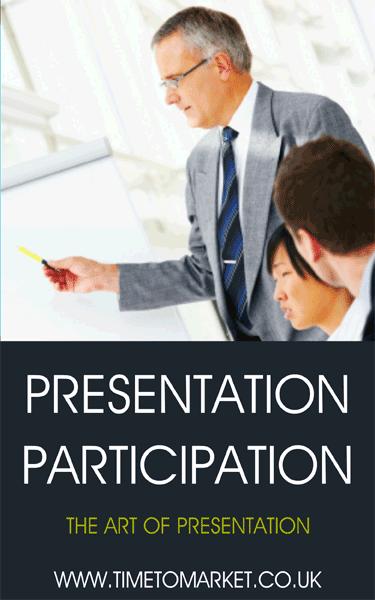 Presentation Participation