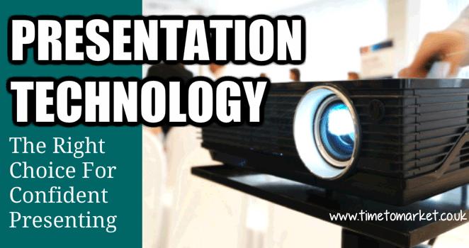 Presentation technology