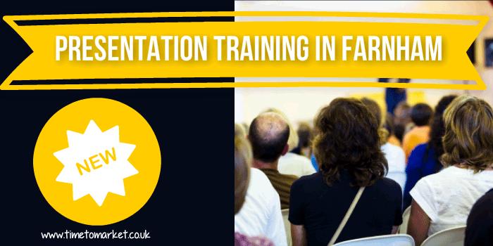 Presentation Training In Farnham