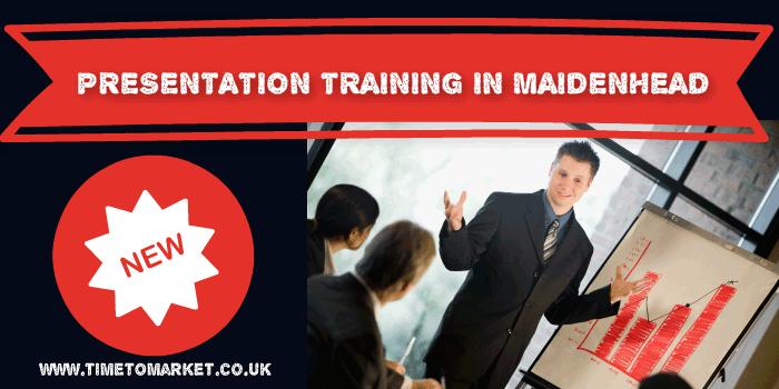 Presentation training in Maidenhead