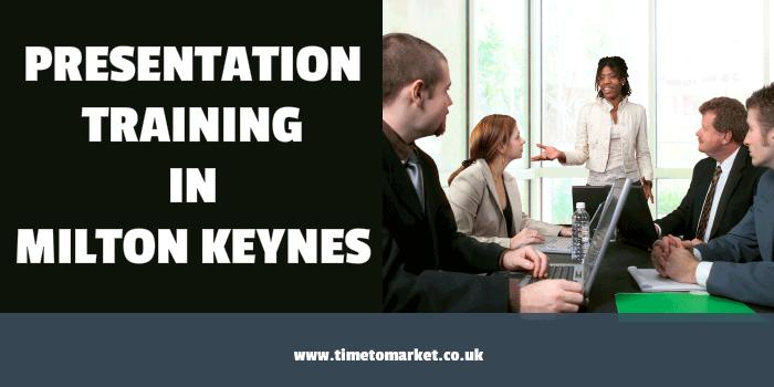 Presentation training in Milton Keynes