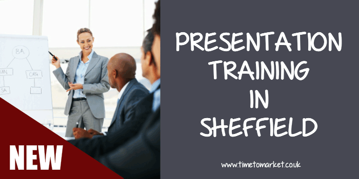 Presentation training in Sheffield