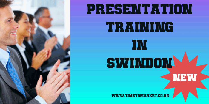 Presentation training in Swindon