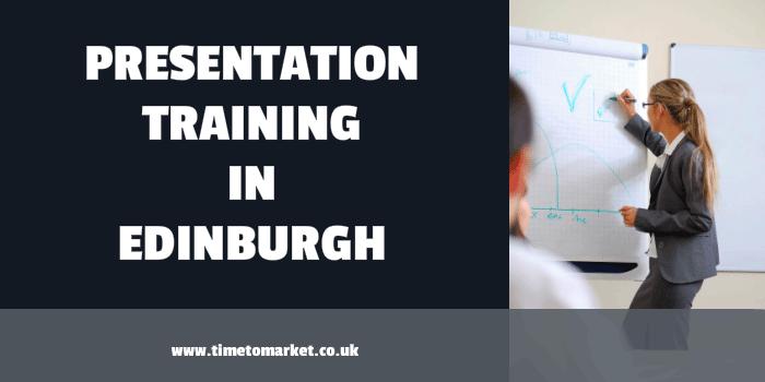 Presentation training in Edinburgh