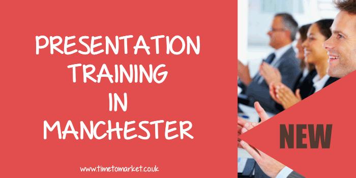 Presentation training in Manchester