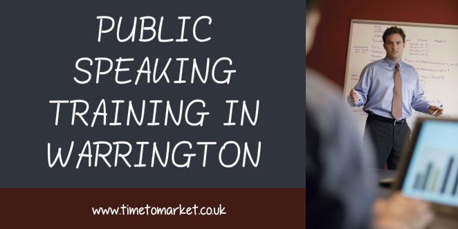 Public Speaking In Warrington