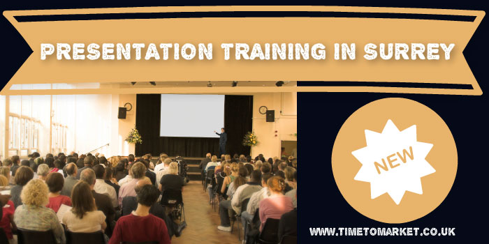 Presentation training in Surrey