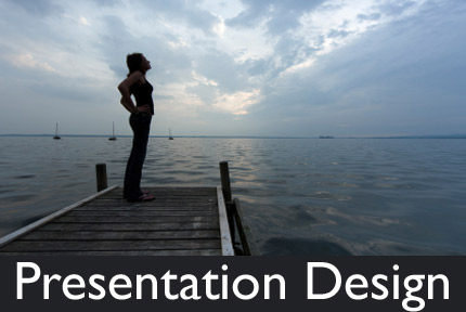 Presentation design choices