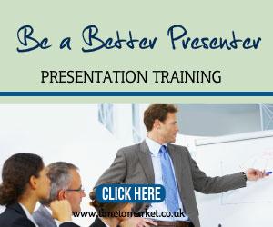 Be a better presenter