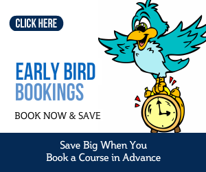 Early bird savings