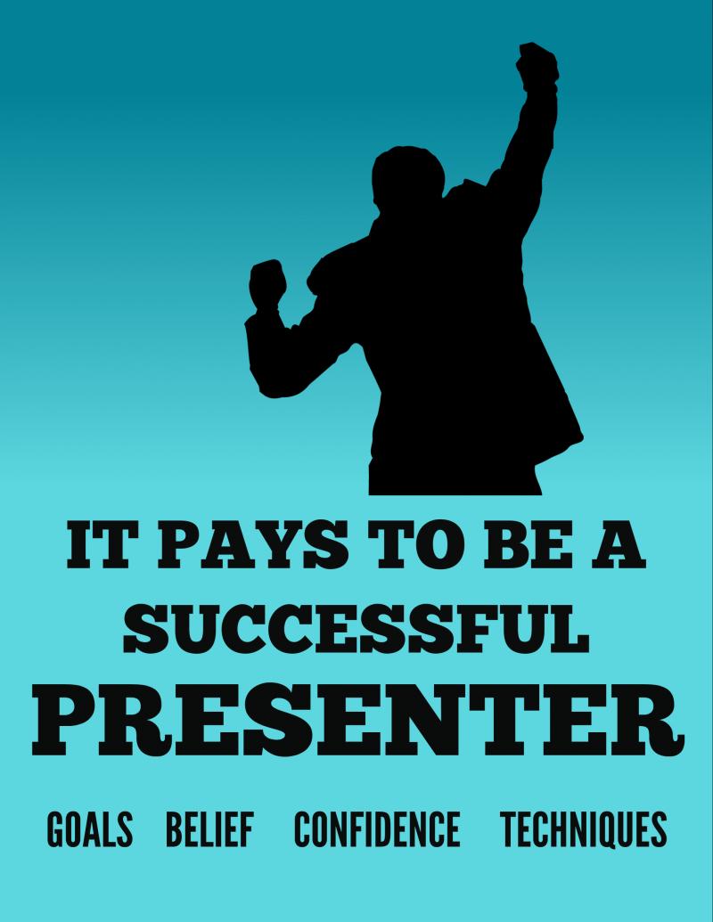 Presentation skill training