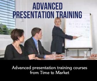 advanced presentation training