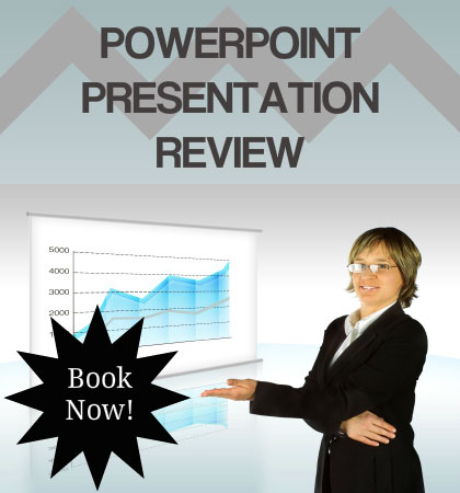 powerpoint presentation review