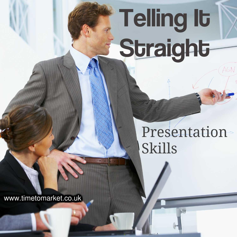 Telling it Straight