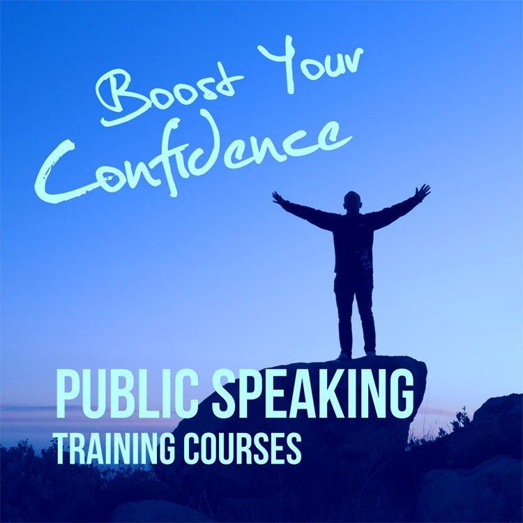 Public speaking training course