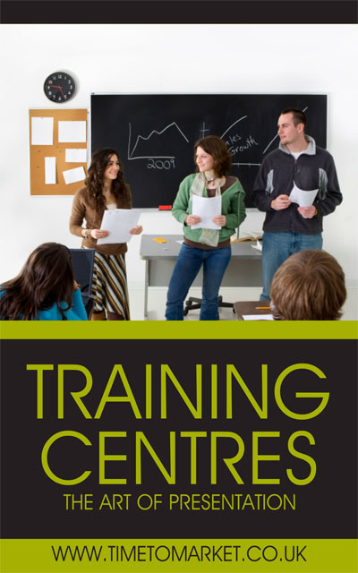 Presentation training centres