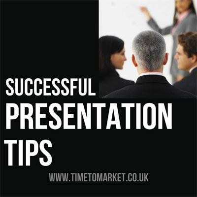 Successful Presentation Tips