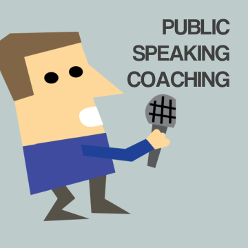Speech coaching