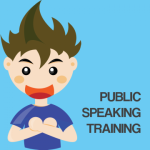 Public speaking training outline