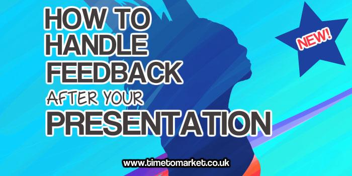 Handle feedback