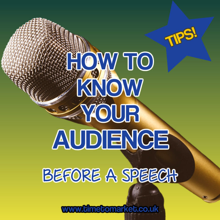 How To Know Your Audience