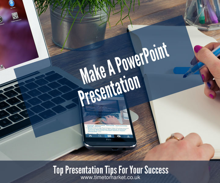 Confident presentation tips for confidence