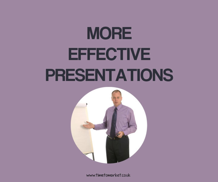 More effective presentations