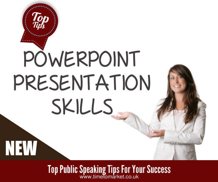 PowerPoint presentation skills