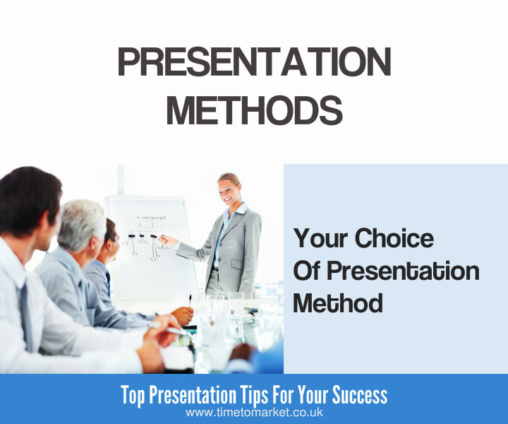 Presentation methods featured