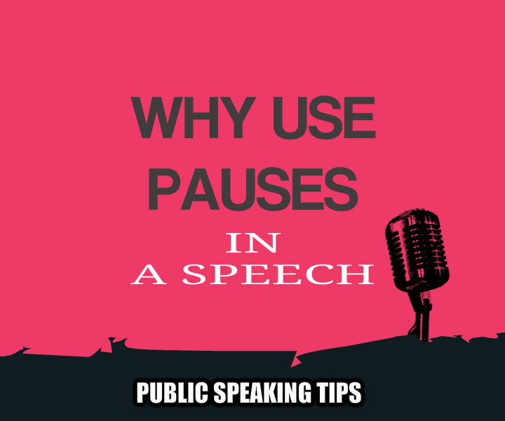 Why use pauses